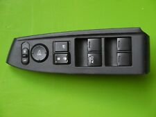 10 2010 Honda Accord Left Drivers side Master Power switch OEM Black 08 09 11 12