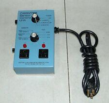 New Listingnice Works Rare Vtg Ac Power Kontes Sensor Control Unit 10amps 115 Volts