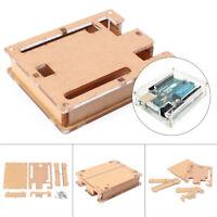 New Acrylic Box Kit Enclosure Protecotor Case for Arduino UNO R3 Board #