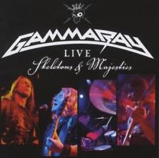 Live-Skeletons & Majesties von Gamma Ray (2012)