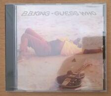 B.B. KING Guess Who CD neuf scellé / sealed