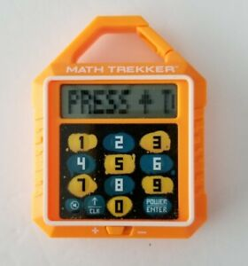 Math Trekker - Addition / Subtraction by Educational Insights - Handheld Game