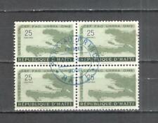T301 - HAITI 1958 - QUARTINA ONU - VEDI FOTO