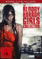 Bloody Horror Girls Collection [4 DVDs] (8Filme)    NEU