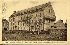 CARTE POSTALE / AUBRAC GRANDE CENTRE DE TOURISME HOTEL PARISIEN