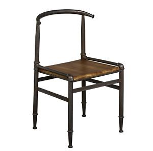 Cast Metal Artisan Chair