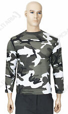Men's Polycotton Crew Neck Casual Shirts & Tops