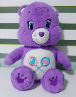 Share Bear Plush Toy Purple Care Bears Children's Soft Toy 32cm Tall!