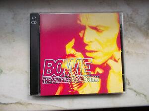 DAVID BOWIE  -  The Singles Collection ( 2-CD-SET / rem.)