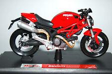 DUCATI  MONSTER  696   1/18th  MAISTO  MODEL  MOTORCYCLE