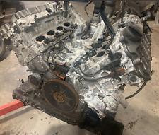 AUDI S5 4.2 V8 CAUA ENGINE - 2010 BARE LOW MILES WARRANTY SUPPLIED FULLY TESTED