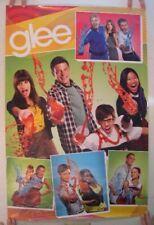 Glee Poster Cast Shot Slushie