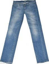 Normalgröße 7 For All Mankind Damen-Jeans mit geradem Bein