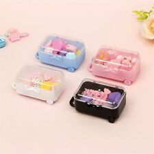 Candy Box Plastic 12PC Plastic Travel Bag Baby Shower Souvenirs Kids Party Gifts