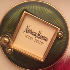 Jay Strongwater Enamel Pic Frame Neiman Marcus 100th Anniv - Reduced- Free Ship!