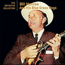 CD musicali bluegrass Bill Monroe