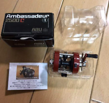 Miniature Model - Abu Garcia Ambassadeur 2500C 100th Anniversary Limited red