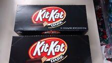 Hershey's Kit Kat Dark 24ct - 2 boxes