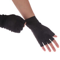 1 Pair Arthritis Gloves Copper Compression Arthritis Pressure Gloves For Spo QA