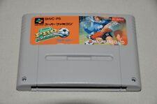 Nintendo Super Famicom Spiel SNES - Japan NTSC-J - Pro Soccer - Fussball