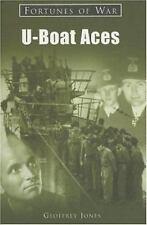 U-Boat Aces by Jones, Geoffrey P.