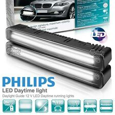 100% Authentic PHILIPS Car LED Daylight Guide DRL Daytime Running Lights Strip