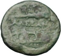 ALEXANDER III the GREAT 336BC RARE Quarter Unit Small Ancient Greek Coin i47312