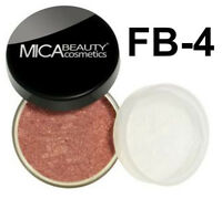 Mica Beauty Mineral face & Body Bronzer FB-4 Light Kisses