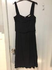 Veronika Maine Black dress in size 10