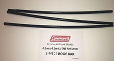 Genuine Coleman Event Shelter Spare New Poles Replacement Roof Part 4.5m x 4.5m