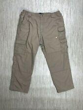 5.11 Tactical Taclite Pro Pants Men's 40x30 Teflon Ripstop 8 Pockets 74273
