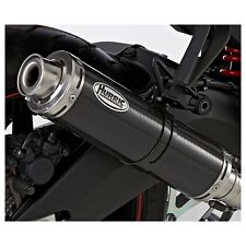 """YAMAHA XJR 1300 [2004-2006] Hurric Ricambio Silenziatore SUPERSPORT """"CE/BE con CARB"""