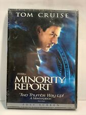 Minority Report (Dvd, 2002, 2-Disc Set, Full Screen) Previously Viewed