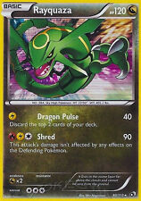 Pokemon Legendary Treasures Rayquaza #93 Holo Rare Card