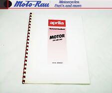 APRILIA Minarelli Motor AM345 Werkstatthandbuch Minarelli Reparaturanleitung