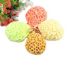 Random Colors Soft Bath Ball Bath Scrubber Shower Spa Sponge Body Cleaning Scrub