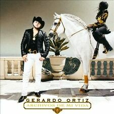 Audio CD: Archivos de Mi Vida, Gerardo Ortiz. Good Cond. . 888837662628