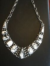 White Buffalo Handmade Sterling Silver Necklace By Billy Jaramillo