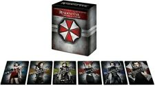 PRE-ORDER Resident Evil: Limited Edition 4K Ultra HD & Blu-ray Collection [New 4