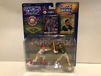 Starting Lineup 1999 Series Classic Doubles Mark McGwire Minors to Majors NEW