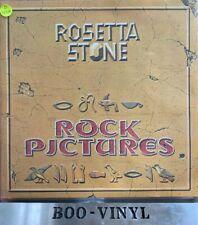 ROSETTA STONE -Rock Pictures- UK LP Gatefold Sleeve Vg Con