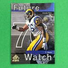 Orlando Pace 1997 SP AUTHENTIC Rookie Card #1 Future Watch HOF RC Rams Best Card