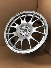 Bbs ch style wheels SILVER FITS: AUDI A3 A4 A6 TT VW GOLF EOS PASSAT