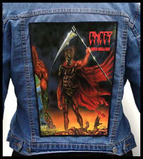 CANCER - Death Shall Rise --- Giant Backpatch Back Patch