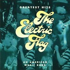 THE ELECTRIC FLAG An American Music Band Greatest Hits RARE OOP Mike Bloomfield