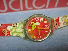 Men's 2005 SWATCH - Water Resistant Swiss Watch w/ Case & New Battery