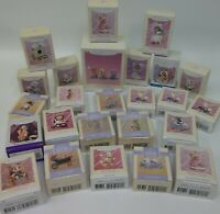 Hallmark Keepsake Ornaments Easter & Spring Lot of 25 in Boxes