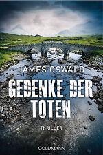 James Oswald - Gedenke der Toten: Inspector McLean 5. Thriller