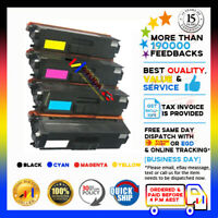 Set NoN-OEM of 5 TN-348 TN348 Toner Cartridge for Brother MFC9460CDN MFC9970CDW