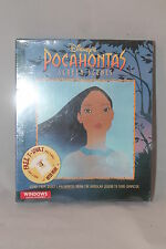 Disney Interactive Pocahontas Screen Scenes Windows New Computer Program